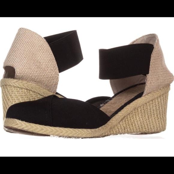 adc0c6aae2d Lauren Ralph Lauren Shoes - Lauren Ralph Lauren Charla Closed Toe  Espadrilles